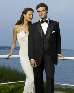 Which formal accessory will tie together your tuxedo ensemble?
