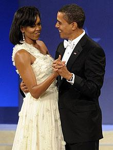 Barack Obama - 2009 Inaugural Ball, Jezebel