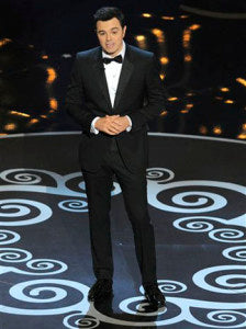 Regardless of what the critics say, MacFarlane brought in the biggest audience the Oscars had in the last three years.