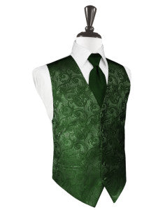 Hunter Green Vest
