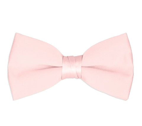 Men's Classic Pre-Tied Formal Tuxedo Bow Tie - Pink
