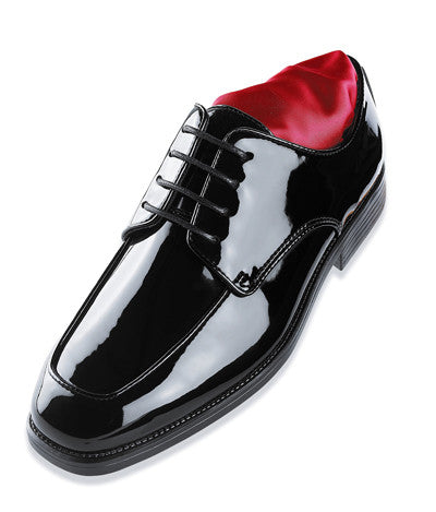 Black (Celebration) Tuxedo Shoes
