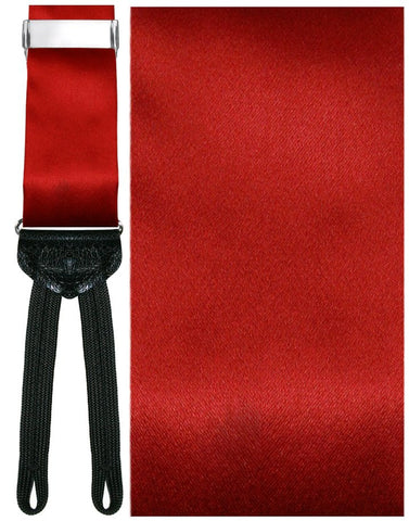 Red Ravenna Formal Braces