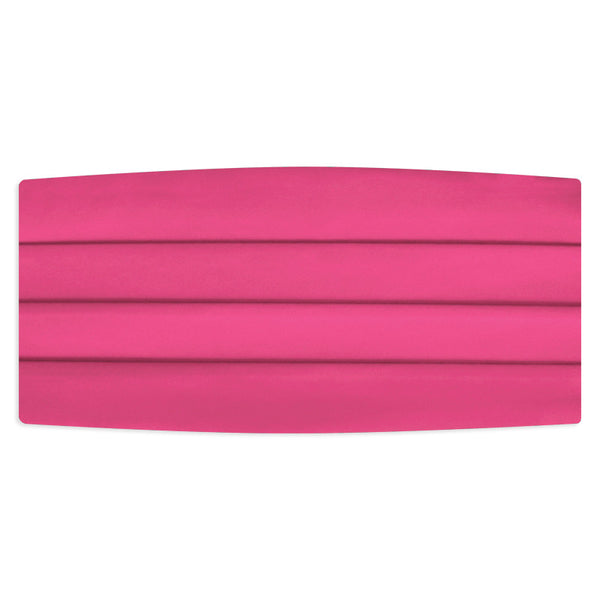 Hot Pink Cummerbund