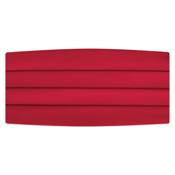 Red Cummerbund