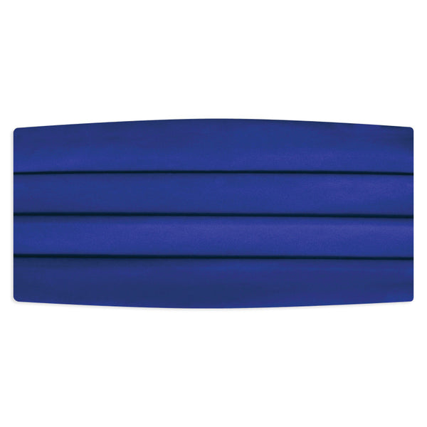 Royal Blue Cummerbund