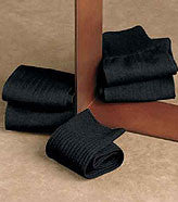 Men's Formal Dress Socks (Black)
