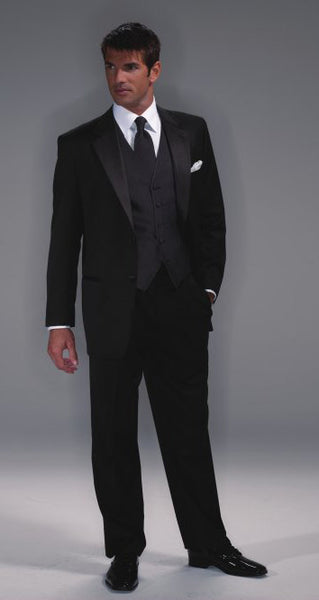 Super 120's Wool Tuxedo Package