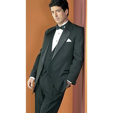 Neil Allyn Tuxedo Wool Blend Tuxedo -1 Button Tuxedo with Notch Lapel