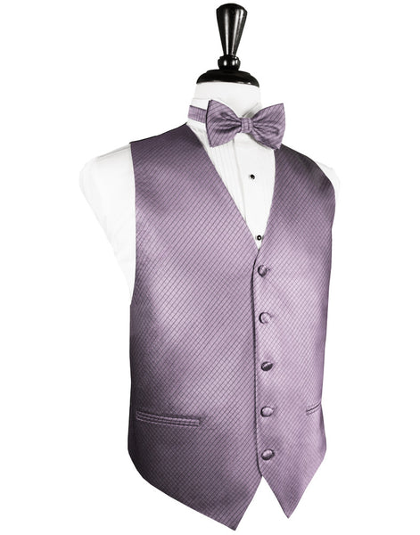 Heather Palermo Tuxedo Vest and Tie Set