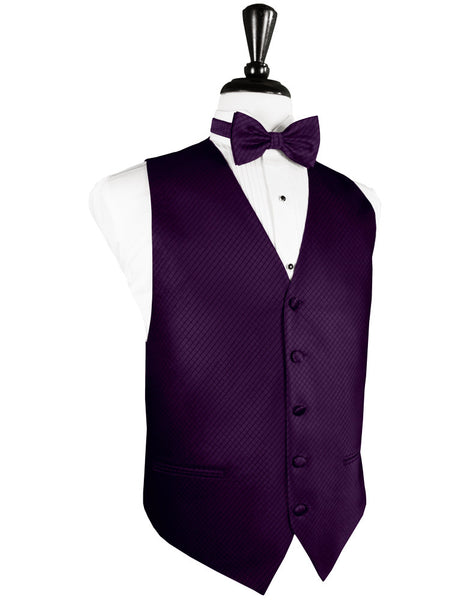 Raisin Palermo Tuxedo Vest and Tie Set