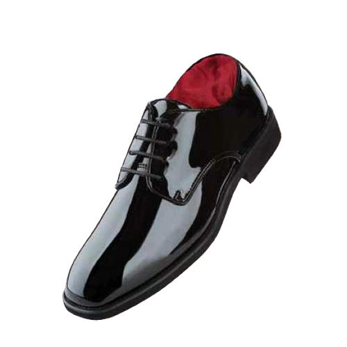 Black (Radio City) Tuxedo Shoes