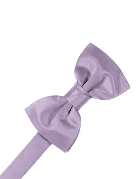 "Heather ""Premier"" Satin Formal Bow Tie"