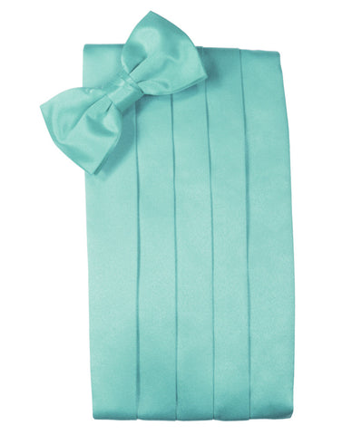Mermaid Premier Satin Cummerbund Set