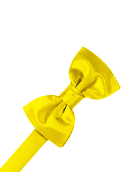 "Sunbeam ""Premier"" Satin Formal Bow Tie"