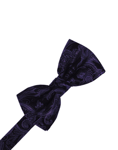 Amethyst Tapestry Formal Bow Tie