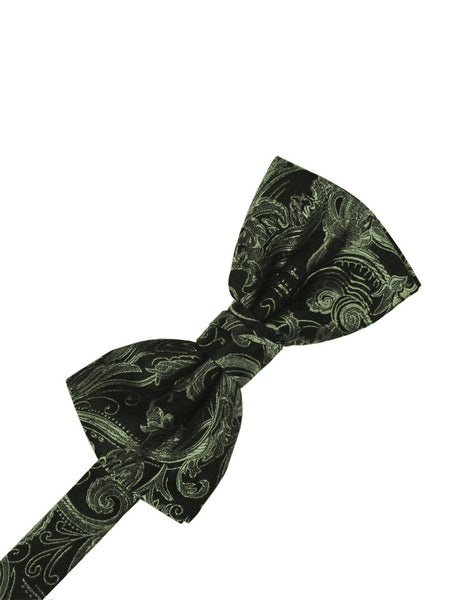 Fern Tapestry Formal Bow Tie