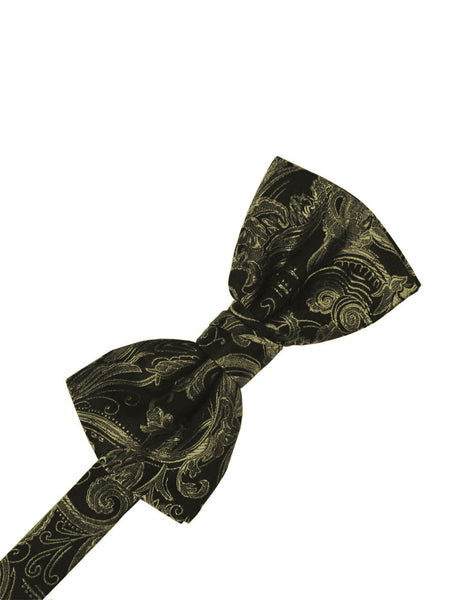 Moss Tapestry Formal Bow Tie