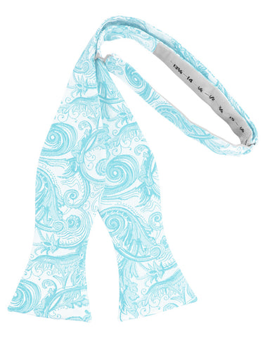 Pool Tapestry Self-Tie Formal Bow Tie