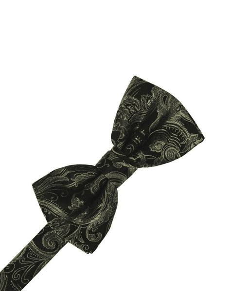 Sage Tapestry Formal Bow Tie