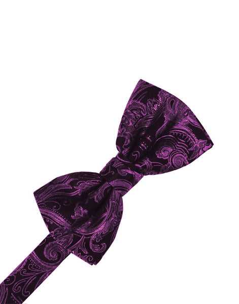 Sangria Tapestry Formal Bow Tie