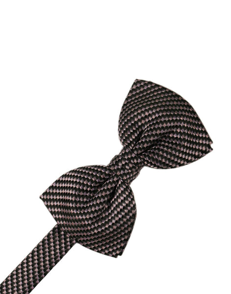 Heather Venetian Formal Bow Tie