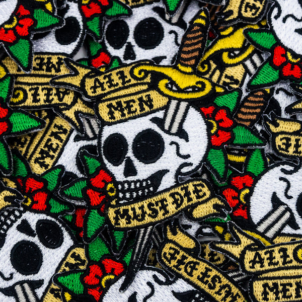 All Men Must Die Patch