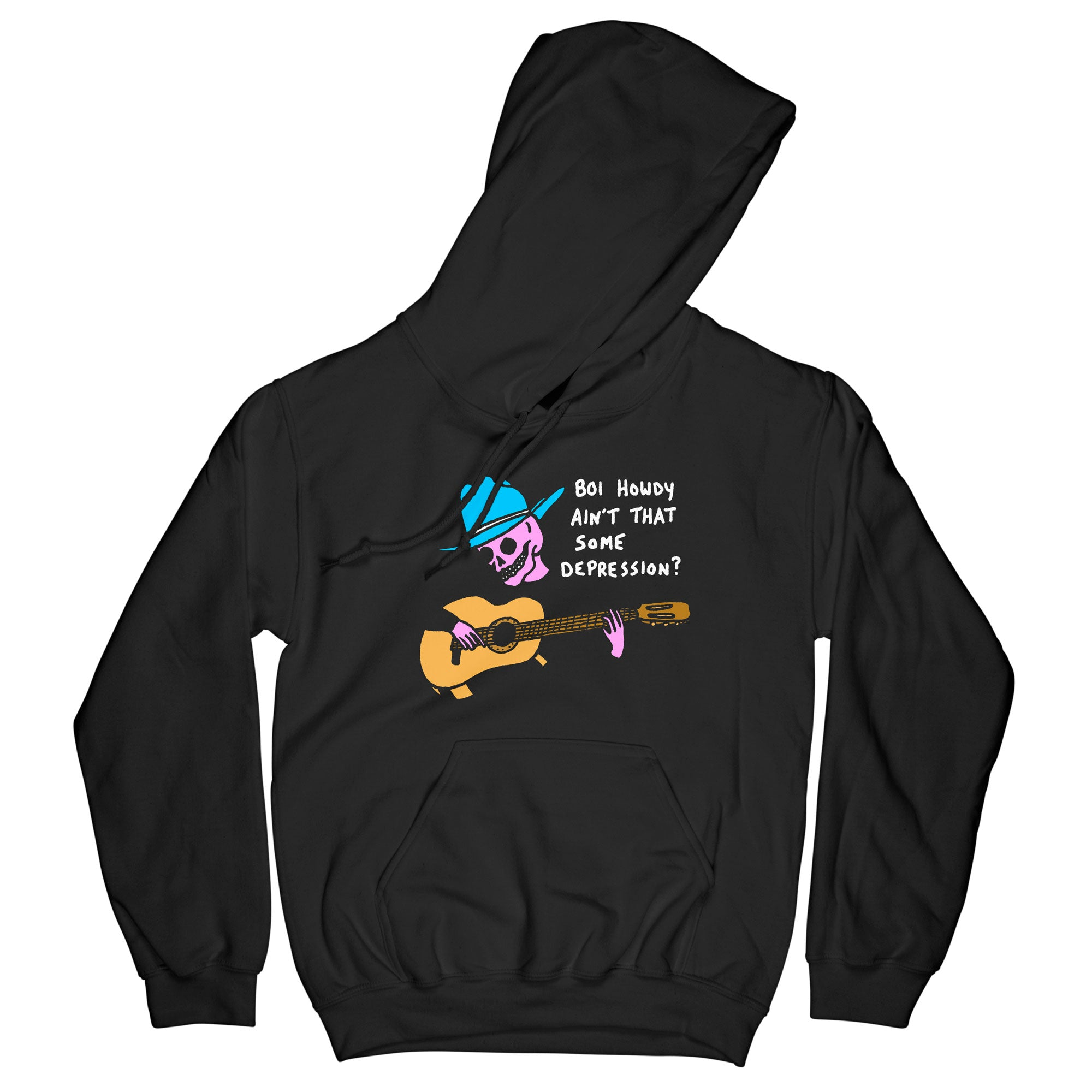 Boi Howdy Hooded Sweatshirt