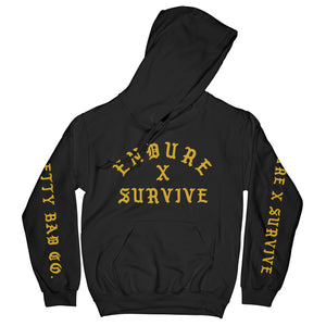 Endure x Survive Hooded Sweatshirt