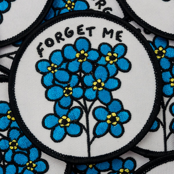 Forget Me Patch