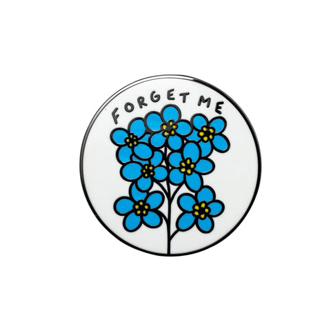 Forget Me Pin
