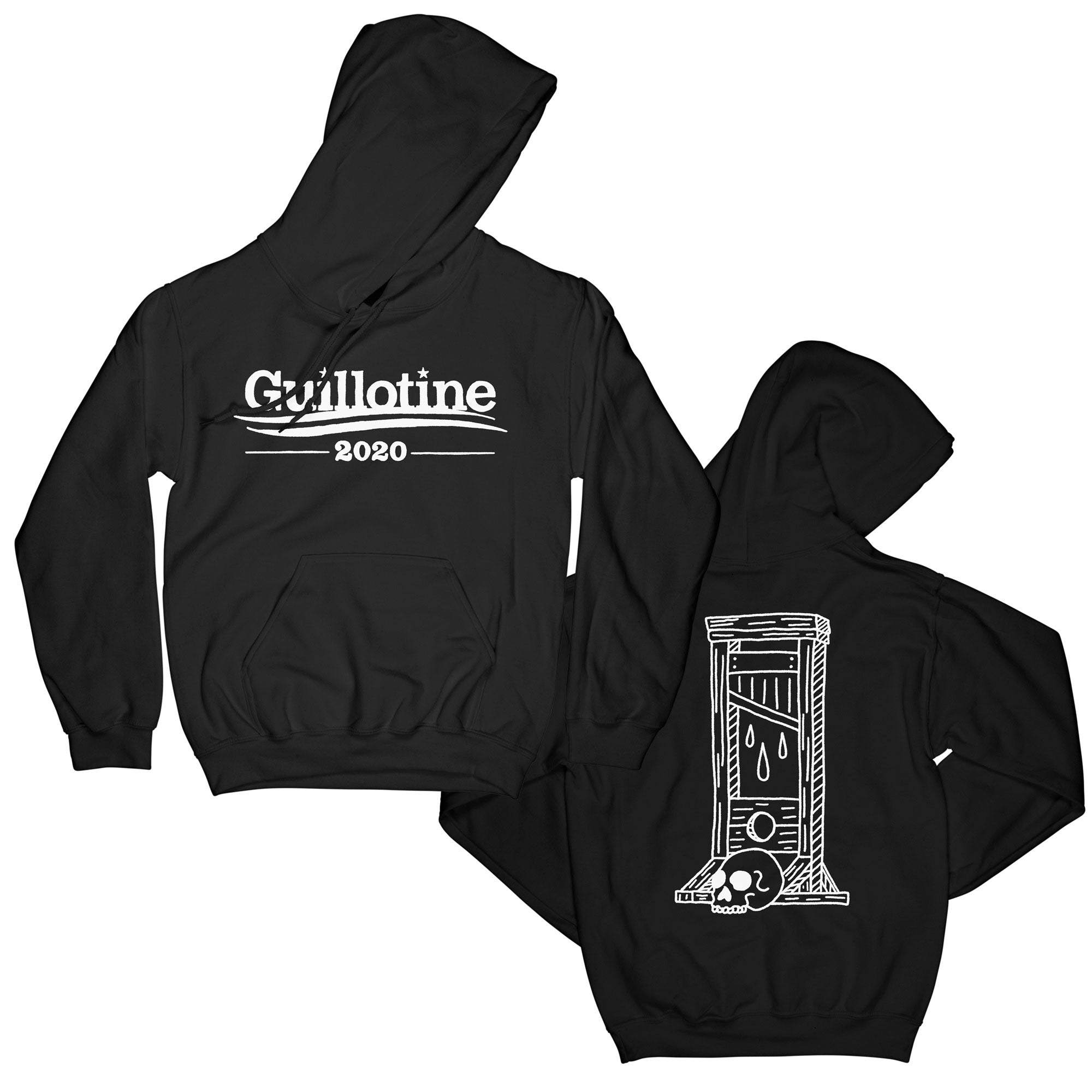 Guillotine 2020 Hooded Sweatshirt