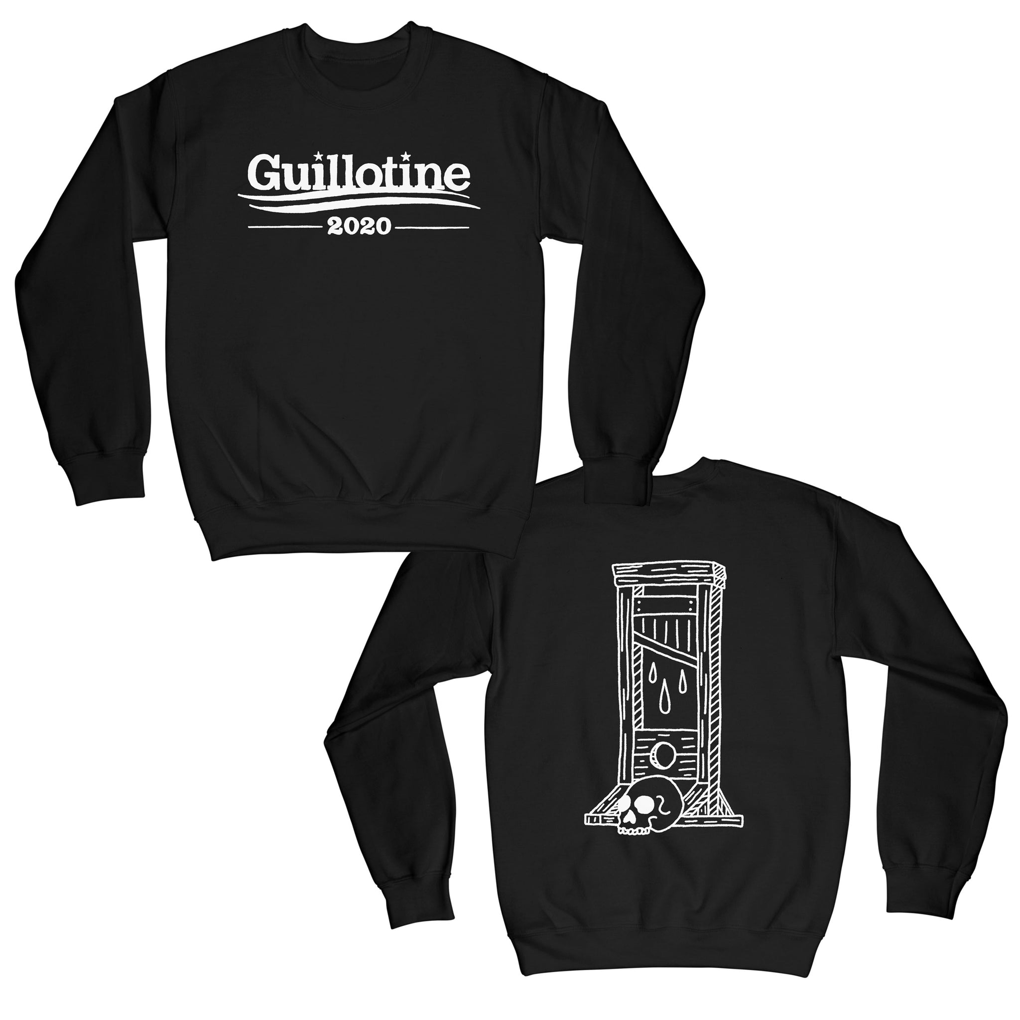 Guillotine 2020 Sweatshirt