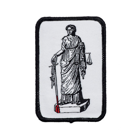 Lady Justice Patch