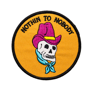 Nothin To Nobody Patch
