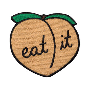 Eat It Peach Patch