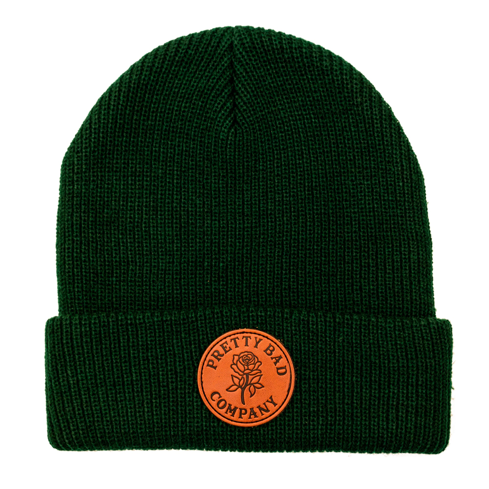 Pretty Bad Company Rose Beanie