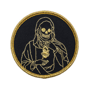 Holy Reaper Sacred Heart Patch