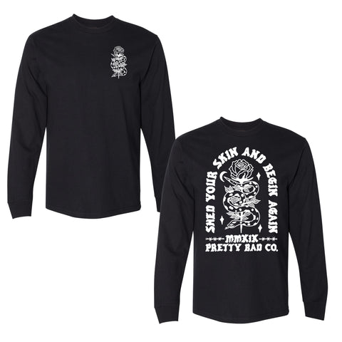 Shed Your Skin Long Sleeve T-Shirt