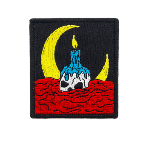 Skull Candle Patch