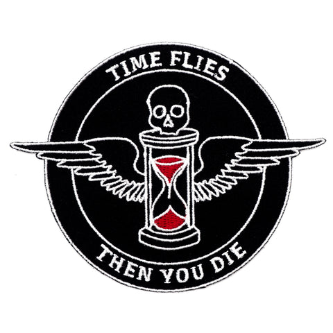 Time Flies Patch