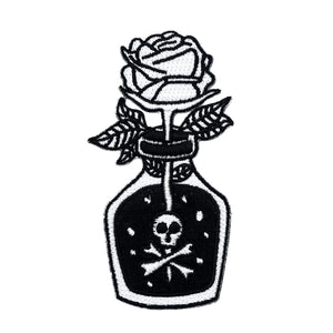 Toxic Rose Patch