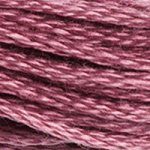 Corinne Lapierre DMC thread skein Raspberry 3687