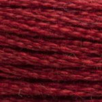 Corinne Lapierre DMC thread skein Dark Terracotta 3777