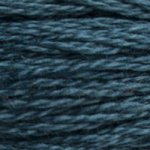 Corinne Lapierre DMC thread skein Teal 924