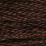 Corinne Lapierre DMC thread skein Brown 938