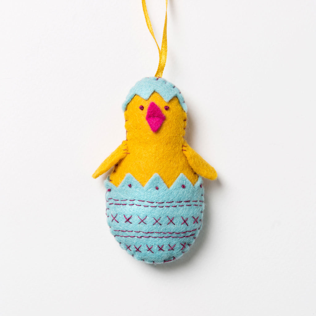 Corinne Lapierre Chick in Egg Mini Kit