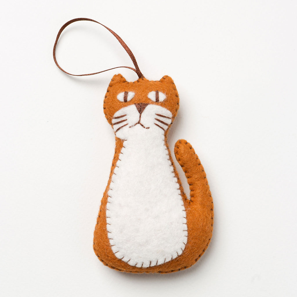 Cat Felt Craft Mini Kit
