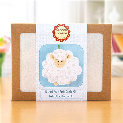 Lamb Felt Craft Mini Kit