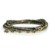 Anne Sportun Pyrite Beaded Wrap Bracelet